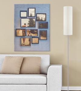 kreative wandbilder mit eigenes fotos gestalten die perfekte geschenkidee. Black Bedroom Furniture Sets. Home Design Ideas
